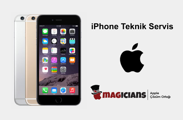 iPhone Teknik Servis